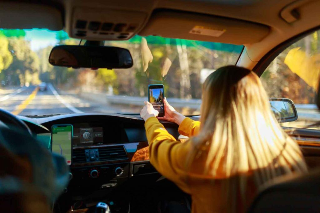 Mobile phone driving offences